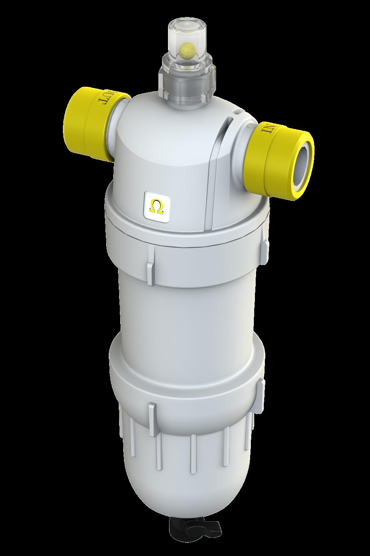 אומגה-מערכת סינון מרכזית
